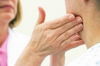 Воспаление шейного лимфоузла при ангине